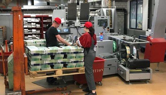 Industria Grafica E Stampa Di Imballaggi Syndicom